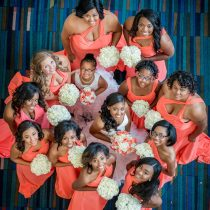 Coral Wedding | Fusion Photography 19